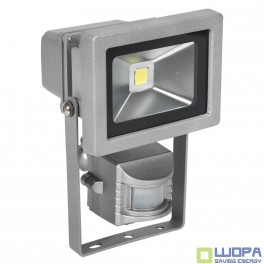10W Led Floodlight Classic Premium Reflector  - 6000K